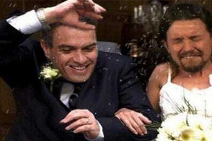 Sánchez-Iglesias: un matrimonio de conveniencia que destrozará la economía y reventará la unidad de España