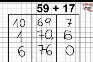 Así es el método matemático ABN inventado en España para aprender matemáticas que arrasa en el mundo entero