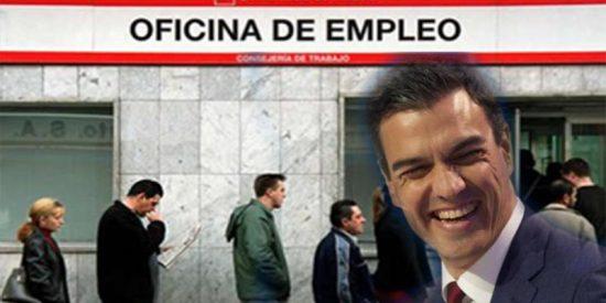 El pernicioso Sánchez: en los últimos seis meses han salido 4.948 millones del Ibex 35 y se han vendido 25.456 coches menos