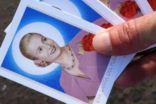 Evita no será declarada santa por la Iglesia