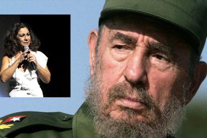 """Pilar Eyre: """"Lo que sentía Fidel Castro por Lolita Flores... tarareaba 'amooor'"""""""