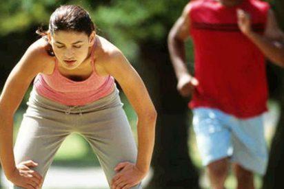 ¿Cómo respiro si ya tengo flato al correr?