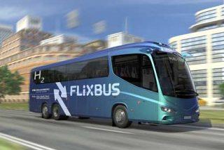 FlixBus proyecta los primeros autobuses de hidrógeno de larga distancia en Europa