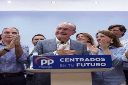 El Alcalde de Málaga apuesta por la gran coalición