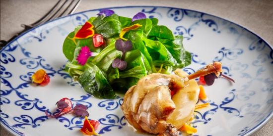 La nueva temporada de Setas y Caza en el Restaurante Haroma Heritage Madrid Hotel