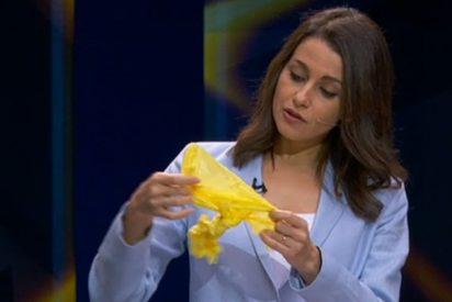 """Inés Arrimadas plancha en directo al director de la sectaria TV3: """"Le vamos a quitar y dejar sin sueldazo, en cuanto gobernemos"""""""
