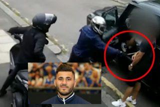 ¿Te acuerdas de los huevos que le echó el futbolista Kolašinac cuando lo atracaron a punta de cuchillo en Londres?