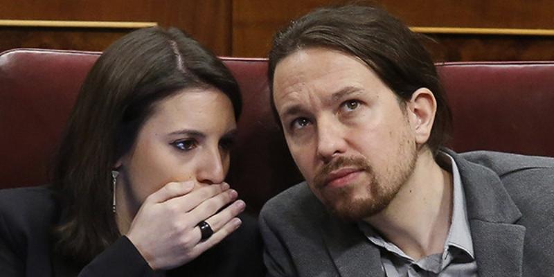 ¿Te imaginas la escandalera de LaSexta, SER, El País y colegas si en lugar de Irene Montero fuera Cayetana la explotadora de chicas escolta?