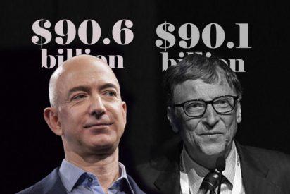 Medina, el pueblo donde viven Bill Gates y Jeff Bezos, no tiene dinero ni para pagar sus servicios públicos