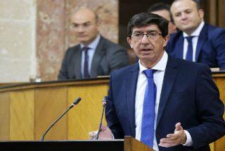"""La Junta de Andalucía se quiere """"cargar"""" el 40% de chiringuitos políticos del PSOE"""