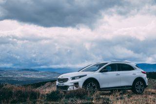 Al volante del nuevo 'Kia XCeed', un superventas nada más nacer