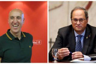 ¡Madre mía cómo está el PSOE! El alcalde de León se convierte en un imitador barato de Torra y reclama la independencia