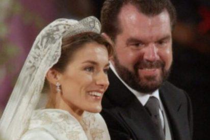 El padre de la Reina Letizia reclama 8.000 euros a Pedrojota por tildarlo de 'republicano'