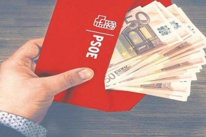 La Junta de Andalucía lo tiene crudo para recuperar el montón de millones robado por el PSOE con sus ERE: no se puede demandar a un falso prejubilado