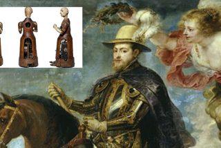 Así era la maravilla mecánica con la que el rey Felipe II cumplió una promesa a Dios