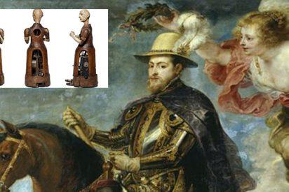 Así era la maravilla mecánica con la que el todopoderoso rey Felipe II cumplió una promesa a Dios