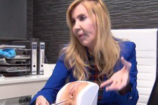 """Escándalo tras explicar una doctora en 'Viva la vida' en horario infantil como """"reconstruyeron el co** a Adara después del parto"""""""