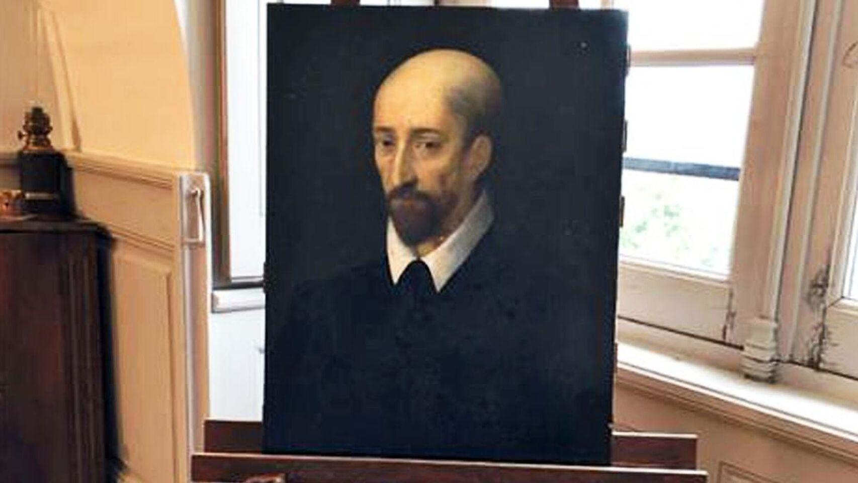 El misterioso retrato escondido en un castillo de Francia; ¿Pintó Da Vinci este cuadro de Maquiavelo?