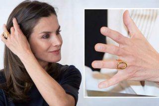 Resuelto por fin el enigma de la Reina Letizia y su anillo fetiche