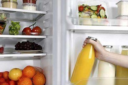 Comida: los errores más comunes al colocar los alimentos en la nevera