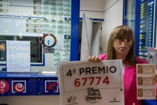 Esta es Chelo, la lotera de Ciudad Real que se quedó con un premio de El Gordo de un cliente tras engañarlo