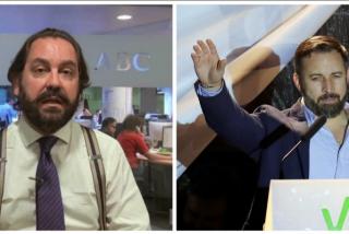 Ramón Pérez-Maura ataca con saña a los votantes de Vox con una vomitiva y muy socialista acusación