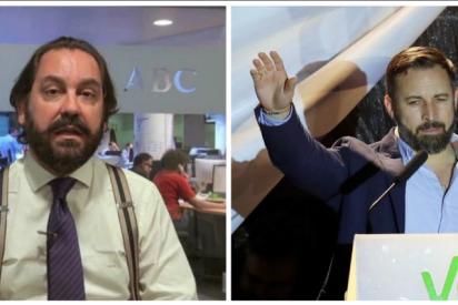 Pérez-Maura (ABC) ataca con saña a los votantes de Vox con una socialista y sibilina acusación