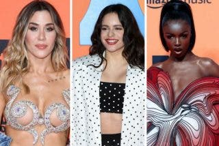 Los 'looks' de los ricos, guapos y famosos en los European Music Awards de Sevilla