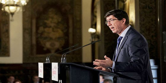 """C´s asegura un Gobierno """"fuerte que aporta tranquilidad y seguridad"""" en Andalucía"""