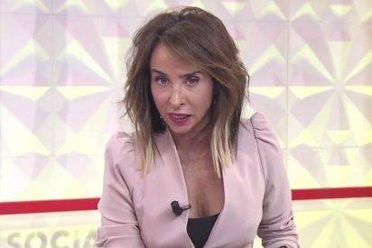 María Patiño marca distancia con Terelu Campos enviándole un mensaje 'envenenado'
