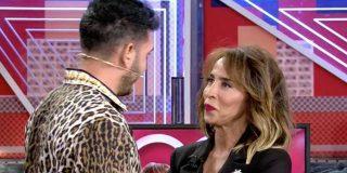 Omar Montes confiesa en directo a María Patiño los sentimientos que tiene hacia ella