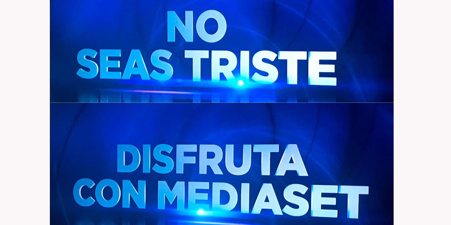 Brutal spot de Mediaset contra Antena 3 como represalia por informar en sus telediarios del caso Carlota Prado