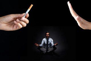 ¿Quieres dejar de fumar? Esta meditación te puede ayudar