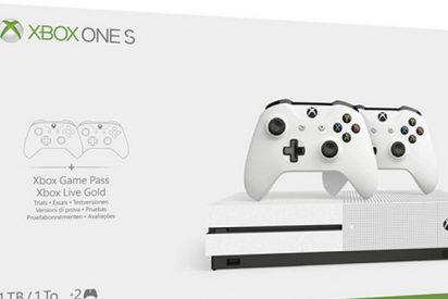 Microsoft Xbox One S; una de las mejores consolas del momento