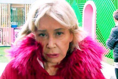 Mila Ximénez se 'desnorta' del todo y afirma que vetará en los platós a Hugo Castejón además de ponerle una demanda