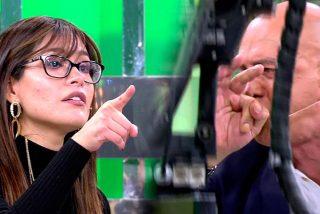 """Miriam Saavedra 'masacra' a Kiko Matamoros: """"Pobre infeliz, lo que tiene de calvo lo tiene de escaso intelecto"""""""