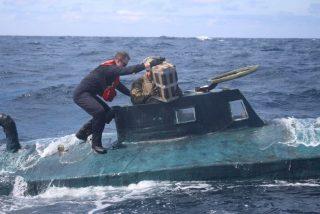 La Guardia Civil atrapa en la costa de Galicia un sofisticado narcosubmarino con tres toneladas de cocaína a bordo