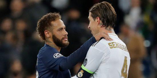 El Real Madrid se exhibe, perdona la vida al PSG y regala un empate cuando iba 2-0