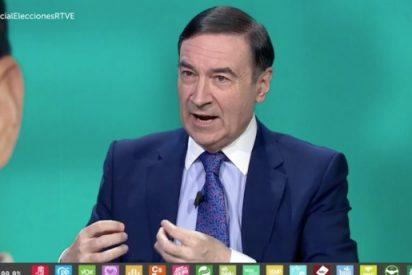 """El chaquetero Pedrojota se arrima al PP tras el batacazo de C's: """"De no ser por VOX, Pablo Casado habría ganado las elecciones"""""""