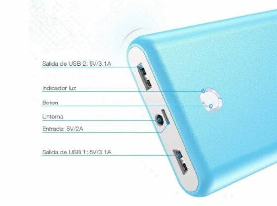 mejores power bank 219