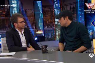 """Pablo Motos a Mario Casas en 'El Hormiguero': """"¿Cuándo engordas y adelgazas, la picha también?"""""""