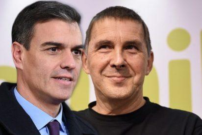 El socialista Pedro Sánchez vende la dignidad de Policía y Guardia Civil por un puñado de votos bilduetarras