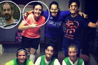 Esta es Andrea, la futbolista de Oviedo que hacía fotos íntimas en el vestuario para su novio y entrenador