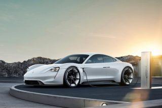 El Porsche Taycan muestra el camino del santo grial de los coches eléctricos