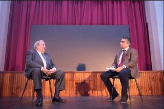 """Isaac M. Hernández Álvarez: """"Acto de presentación del Libro de Comunicación y Marketing Político """"Voy Contigo"""""""