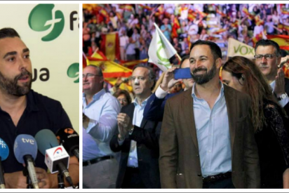 No le entra a Rubén 'Facuogate' un solo cacahuete más en el cu**: El 'neutral' defensor de los consumidores lanza un desesperado ataque contra Vox