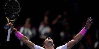 Nadal supera a Sampras con su decimoquinto 'Grand Slam'