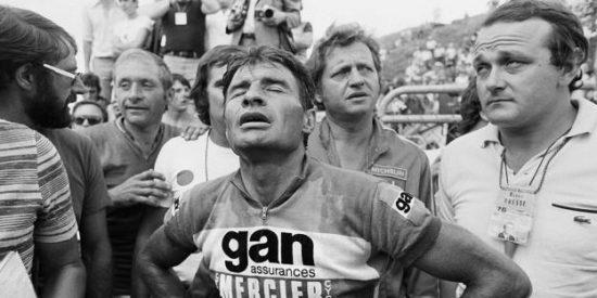 Muere Raymond Poulidor: el ídolo del pueblo que nunca se rendía y siempre llegaba segundo