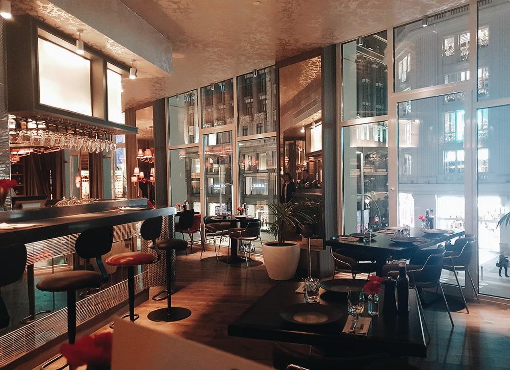 Restaurante Hielo y Carbon