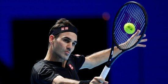 El maestro Federer corre a palos a Djokovic y permite a Nadal terminar nº1 este 2019